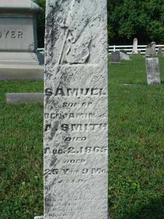 SMITH, SAMUEL - Fairfield County, Ohio | SAMUEL SMITH - Ohio Gravestone Photos