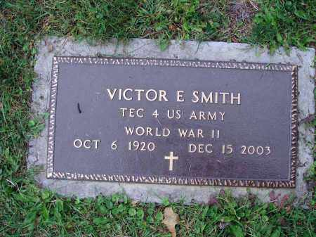 SMITH, VICTOR E. - Fairfield County, Ohio | VICTOR E. SMITH - Ohio Gravestone Photos