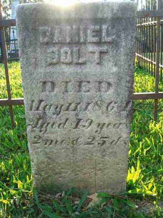 SOLT, DANIEL - Fairfield County, Ohio | DANIEL SOLT - Ohio Gravestone Photos