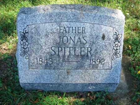 SPITLER, JONAS - Fairfield County, Ohio | JONAS SPITLER - Ohio Gravestone Photos