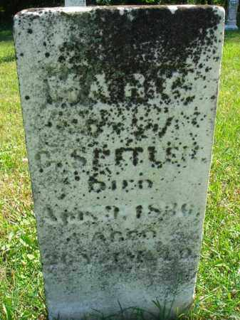 SPITLER, MARY - Fairfield County, Ohio | MARY SPITLER - Ohio Gravestone Photos