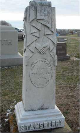 STANSBERRY, WILLIAM - Fairfield County, Ohio | WILLIAM STANSBERRY - Ohio Gravestone Photos