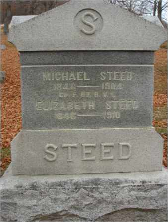 STEED, ELIZABETH - Fairfield County, Ohio | ELIZABETH STEED - Ohio Gravestone Photos