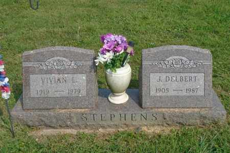STEPHENS, VIVIAN L. - Fairfield County, Ohio | VIVIAN L. STEPHENS - Ohio Gravestone Photos