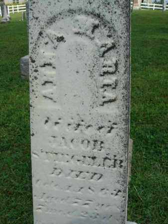 STIEGELER, ANNA MARIA - Fairfield County, Ohio | ANNA MARIA STIEGELER - Ohio Gravestone Photos