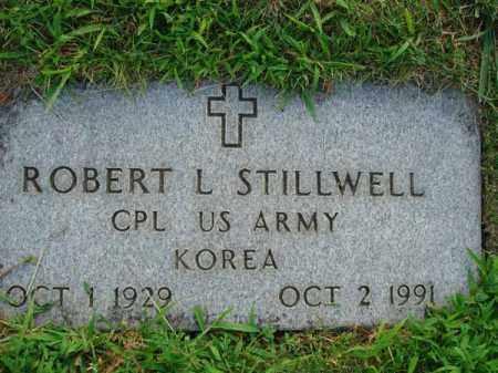 STILLWELL, ROBERT L. - Fairfield County, Ohio | ROBERT L. STILLWELL - Ohio Gravestone Photos
