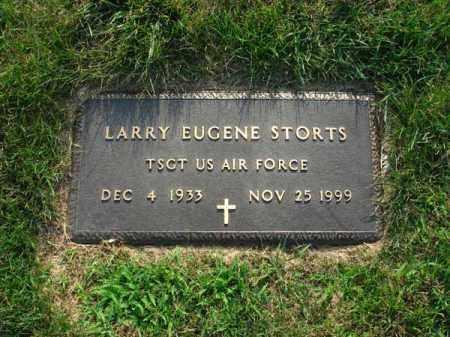 STORTS, LARRY EUGENE - Fairfield County, Ohio | LARRY EUGENE STORTS - Ohio Gravestone Photos