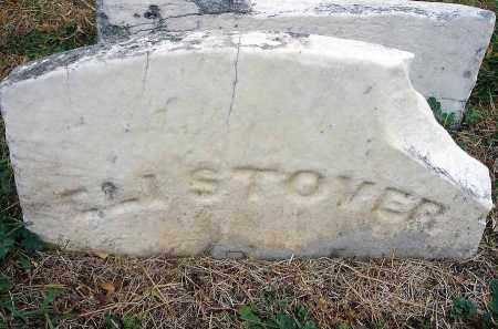STOVER, ELI - Fairfield County, Ohio | ELI STOVER - Ohio Gravestone Photos