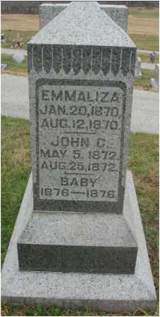 STRUCKMAN, JOHN C. - Fairfield County, Ohio | JOHN C. STRUCKMAN - Ohio Gravestone Photos