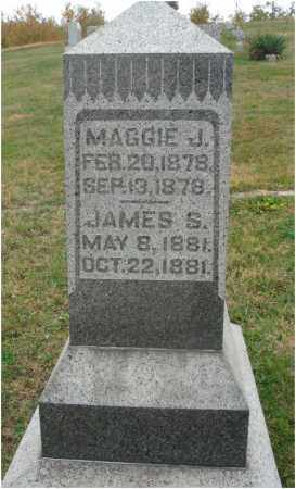 STRUCKMAN, MAGGIE J. - Fairfield County, Ohio | MAGGIE J. STRUCKMAN - Ohio Gravestone Photos