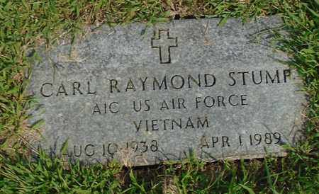 STUMP, CARL RAYMOND - Fairfield County, Ohio | CARL RAYMOND STUMP - Ohio Gravestone Photos