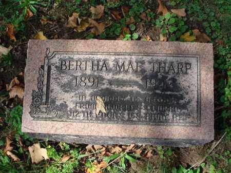 THARP, BERTHA MAE - Fairfield County, Ohio | BERTHA MAE THARP - Ohio Gravestone Photos