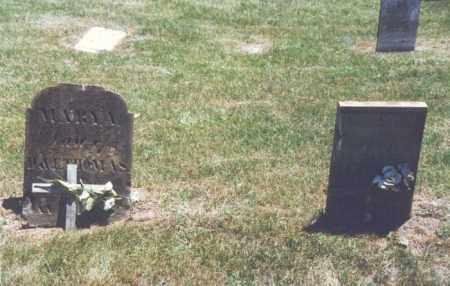THOMAS, MARY ANN - Fairfield County, Ohio   MARY ANN THOMAS - Ohio Gravestone Photos