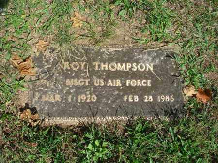 THOMPSON, ROY - Fairfield County, Ohio | ROY THOMPSON - Ohio Gravestone Photos