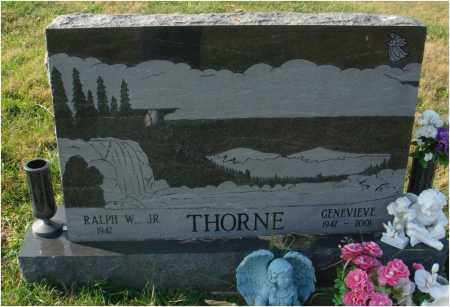 THORNE, GENEVIEVE - Fairfield County, Ohio | GENEVIEVE THORNE - Ohio Gravestone Photos