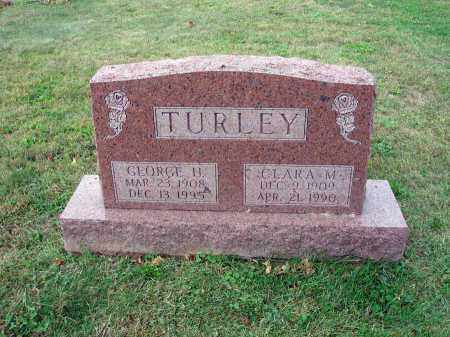 TURLEY, GEORGE H. - Fairfield County, Ohio | GEORGE H. TURLEY - Ohio Gravestone Photos