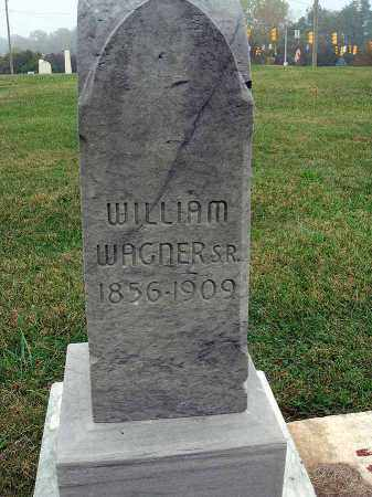 WAGNER, WILLIAM - Fairfield County, Ohio | WILLIAM WAGNER - Ohio Gravestone Photos