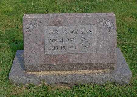WATKINS, CARL R. - Fairfield County, Ohio | CARL R. WATKINS - Ohio Gravestone Photos