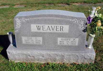 WEAVER, HARRY R. - Fairfield County, Ohio | HARRY R. WEAVER - Ohio Gravestone Photos