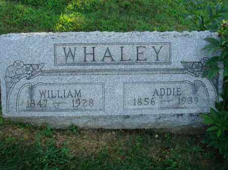 WHALEY, WILLIAM - Fairfield County, Ohio | WILLIAM WHALEY - Ohio Gravestone Photos
