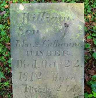 WISHER, CATHERINE - Fairfield County, Ohio | CATHERINE WISHER - Ohio Gravestone Photos