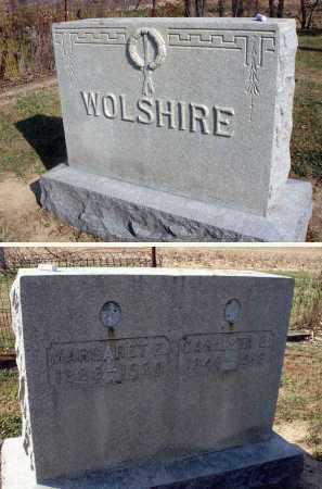 WOLSHIRE, CARLISTA E. - Fairfield County, Ohio | CARLISTA E. WOLSHIRE - Ohio Gravestone Photos