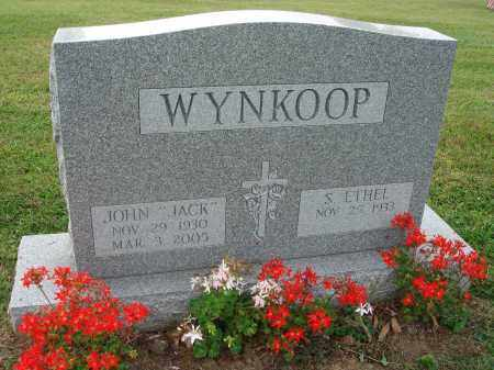 "WYNKOOP, JOHN ""JACK"" - Fairfield County, Ohio 