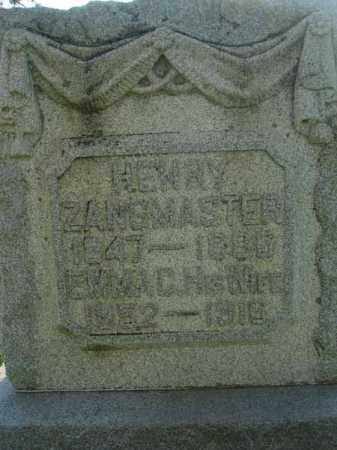 ZANGMASTER, EMMA C. - Fairfield County, Ohio | EMMA C. ZANGMASTER - Ohio Gravestone Photos