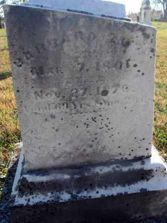 ZONE, BARBARA - Fairfield County, Ohio   BARBARA ZONE - Ohio Gravestone Photos