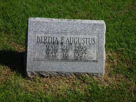 AUGUSTUS, BERTHA FAY - Fayette County, Ohio | BERTHA FAY AUGUSTUS - Ohio Gravestone Photos