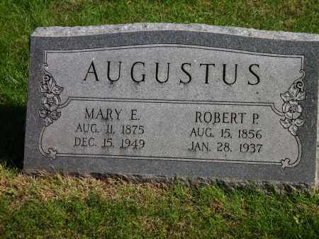 AUGUSTUS, ROBERT PARKER - Fayette County, Ohio | ROBERT PARKER AUGUSTUS - Ohio Gravestone Photos