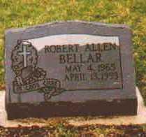 BELLAR, ROBERT A - Fayette County, Ohio | ROBERT A BELLAR - Ohio Gravestone Photos