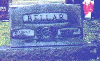 BELLAR, DIANNA F - Fayette County, Ohio | DIANNA F BELLAR - Ohio Gravestone Photos