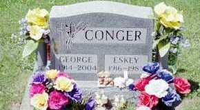 CONGER, GEORGE G - Fayette County, Ohio | GEORGE G CONGER - Ohio Gravestone Photos