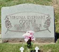 COOPER, VIRGINIA - Fayette County, Ohio | VIRGINIA COOPER - Ohio Gravestone Photos