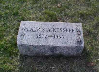 KESSLER, LAURIS A. - Fayette County, Ohio | LAURIS A. KESSLER - Ohio Gravestone Photos
