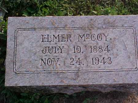 MCCOY, ELMER - Fayette County, Ohio | ELMER MCCOY - Ohio Gravestone Photos