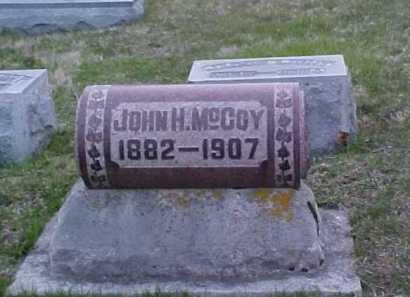 MCCOY, JOHN H. - Fayette County, Ohio | JOHN H. MCCOY - Ohio Gravestone Photos