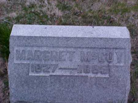 MCCOY, MARGARET - Fayette County, Ohio | MARGARET MCCOY - Ohio Gravestone Photos
