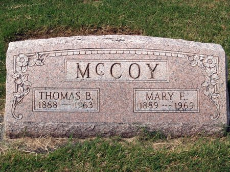 MCCOY, MARY EMELINE - Fayette County, Ohio | MARY EMELINE MCCOY - Ohio Gravestone Photos