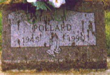 POLLARD, LILA M - Fayette County, Ohio | LILA M POLLARD - Ohio Gravestone Photos