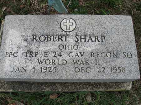 SHARP, ROBERT - Fayette County, Ohio | ROBERT SHARP - Ohio Gravestone Photos