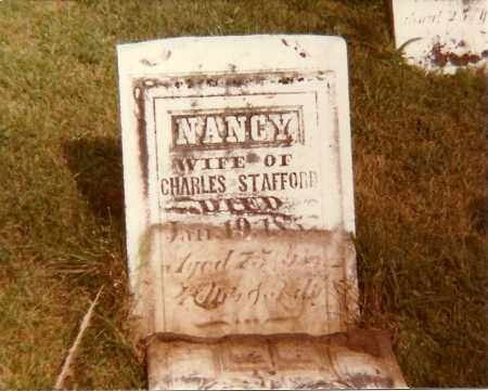 STAFFORD, NANCY - Fayette County, Ohio | NANCY STAFFORD - Ohio Gravestone Photos