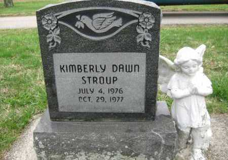 STROUP, KIMBERLY DAWN - Fayette County, Ohio | KIMBERLY DAWN STROUP - Ohio Gravestone Photos
