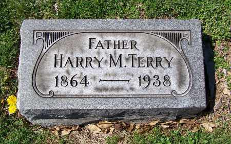 TERRY, HARRY M. - Fayette County, Ohio | HARRY M. TERRY - Ohio Gravestone Photos
