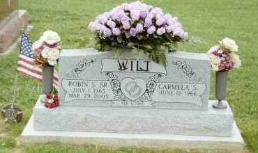 WILT, ROBIN - Fayette County, Ohio | ROBIN WILT - Ohio Gravestone Photos