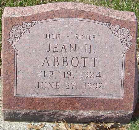 ABBOTT, JEAN - Franklin County, Ohio | JEAN ABBOTT - Ohio Gravestone Photos