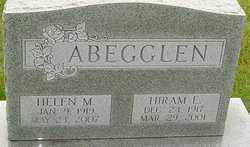 ABEGGLEN, HELEN - Franklin County, Ohio | HELEN ABEGGLEN - Ohio Gravestone Photos