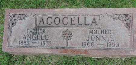 ACOCELLA, JENNIE - Franklin County, Ohio | JENNIE ACOCELLA - Ohio Gravestone Photos