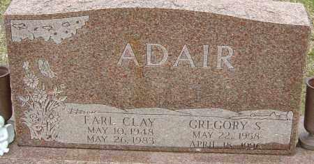 ADAIR, EARL - Franklin County, Ohio | EARL ADAIR - Ohio Gravestone Photos